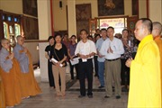 Người Việt tại Ấn Độ dự lễ Vu Lan báo hiếu cha mẹ