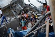 Tiếp tục ngừng bắn 72 giờ tại Gaza