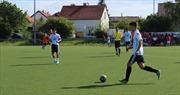 Giải Bóng đá cộng đồng thu hút người Việt tại Séc