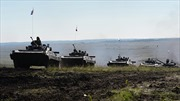 Quân đội Nga tập trận hàng loạt