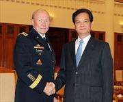 Tăng cường hợp tác giữa quân đội Việt Nam - Hoa Kỳ