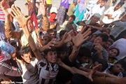 Đức chuyển hàng cứu trợ đợt đầu đến Iraq