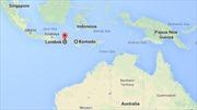 Đắm tàu chở khách nước ngoài ở Indonesia