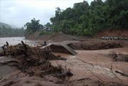 Nậm Pồ gian nan khắc phục hậu quả mưa lũ