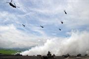 """Nhật Bản tập trận """"Hỏa lực"""" bảo vệ đảo xa"""