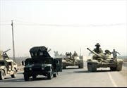 Iraq mở chiến dịch tấn công IS ở Tikrit