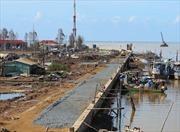Giải pháp hạn chế nước biển dâng ở Việt Nam