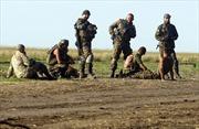 Ukraine bắt 2 xe bọc thép của Nga