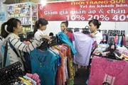 Khai mạc Hội chợ hàng Việt Nam 2014