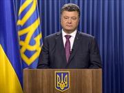 Tổng thống Ukraine gợi ý biện pháp chấm dứt xung đột