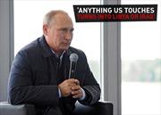 Tổng thống Putin cảnh báo về sức mạnh hạt nhân Nga