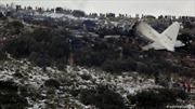 Máy bay Ukraine rơi ở sa mạc Algeria