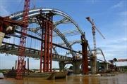 Cầu Đông Trù trước ngày thông xe