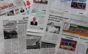 Báo Lào đưa nhiều tin về Quốc khánh Việt Nam