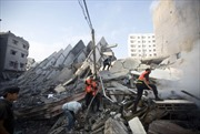 Palestine cần 6 tỷ euro để tái thiết Dải Gaza