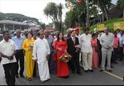 Kỷ niệm trọng thể 69 năm Quốc khánh Việt Nam tại Sri Lanka