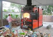 Vận hành hệ thống lò đốt rác thải sinh hoạt