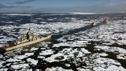 Nga triển khai hải quân mở lại căn cứ ở Bắc Cực