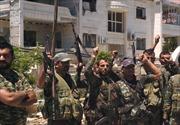 Quân đội Syria giành lại quyền kiểm soát một thị trấn chiến lược