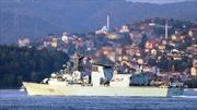 Máy bay Nga áp sát khinh hạm Canada trên Biển Đen