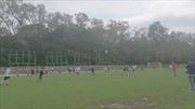 Giải bóng đá nhân ngày Độc lập của người Việt ở Vladivostosk