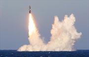 Nga thử thành công tên lửa hạt nhân liên lục địa Bulava