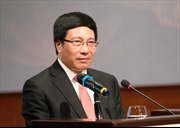 Phó Thủ tướng Phạm Bình Minh sẽ tham dự Hội chợ ASEAN – Trung Quốc