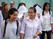 Ý kiến phụ huynh, học sinh về kỳ thi quốc gia