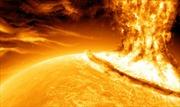 Siêu bão Mặt trời đang hướng tới Trái Đất