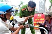 Cảnh giác thủ đoạn mới của tội phạm cướp giật