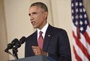 Mỹ sẽ không kích IS mà không cần Syria cho phép