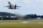 Chiến đấu cơ Su-35S Nga vượt trội F-22 Mỹ điểm nào?