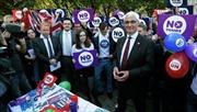 Biểu tình phản đối Scotland tách khỏi Vương quốc Anh