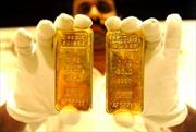 Giá vàng thấp nhất trong 8 tháng