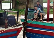 Thái Bình cấm biển từ trưa 15/9 do bão số 3