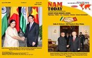 Tạp chí Ấn Độ ra chuyên đề đặc biệt về quan hệ Ấn -Việt