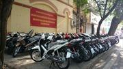 Bất cập sử dụng xe máy tại các thành phố lớn