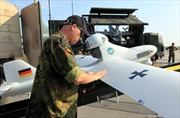 Đức sẽ đưa máy bay không người lái tới Đông Ukraine
