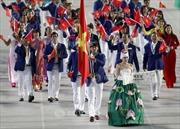 Ấn tượng châu Á tại lễ khai mạc Asiad 17