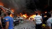 Đánh bom liều chết gần biên giới Syria