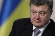 Tổng thống Poroshenko: Ukraine sẵn sàng phòng vệ