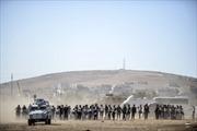 Người Kurd ở Thổ Nhĩ Kỳ kêu gọi lực lượng chống IS