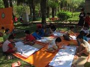 Xã hội hóa để tạo thêm sân chơi cho trẻ
