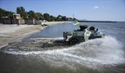 Mỹ tập trận tại Ukraine là khiêu khích