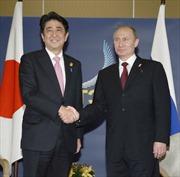 Thủ tướng Nhật hủy tiếp Tổng thống Putin