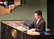 Phó Thủ tướng Phạm Bình Minh dự Hội nghị LHQ về khí hậu