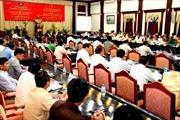 Việt - Lào trao đổi kinh nghiệm về kinh tế và tầm nhìn 2030