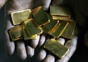 Giá vàng phục hồi từ mức 'đáy' của 9 tháng