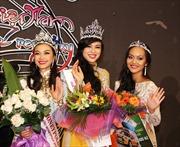 Điều trăn trở sau đêm chung kết Hoa hậu Việt Nam ở Séc