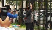 Xả súng ngoài sứ quán Ethiopia tại Washington
